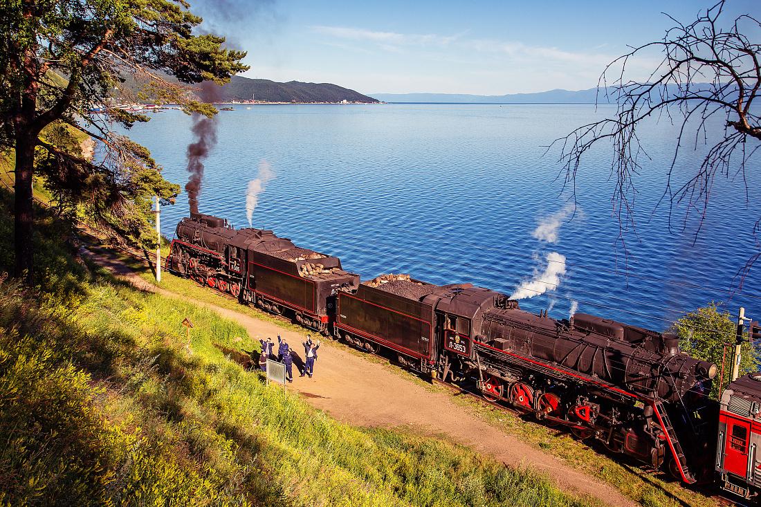кругобайкальская железная дорога картинки вечеринке